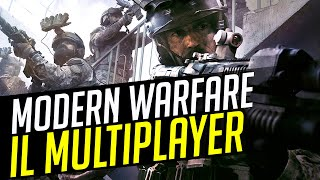 Call of Duty Modern Warfare: provato il Multiplayer del nuovo COD!