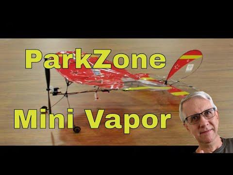 parkzone mini vapor ultra