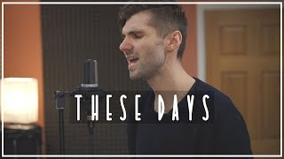 Rudimental - These Days feat. Jess Glynne, Macklemore & Dan Caplen Acoustic cover