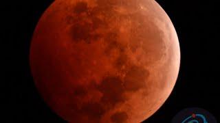 Eclipse Lunar En Vivo