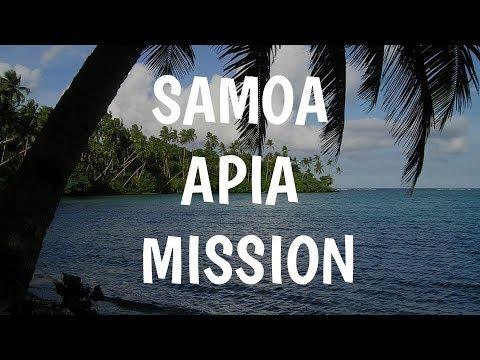 Samoa Apia Mission