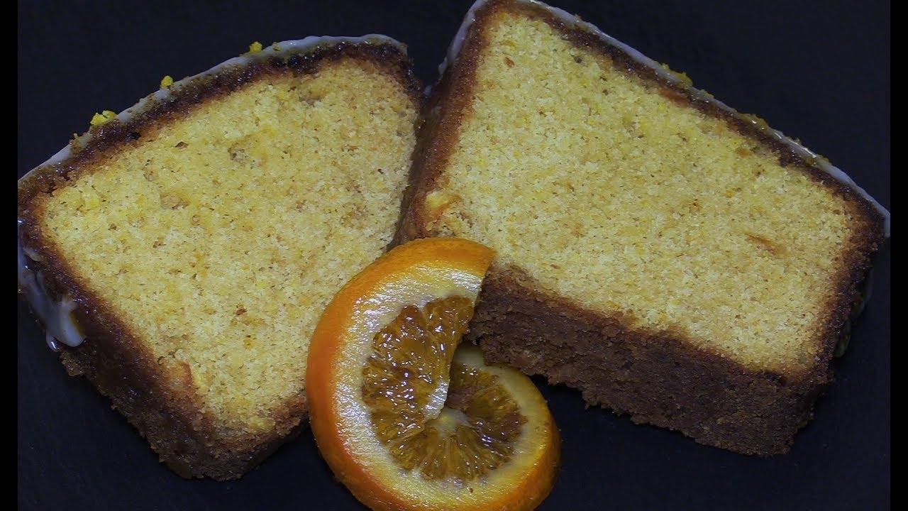 Orangen Sandkuchen Schritt für Schritt mit Rezept - YouTube