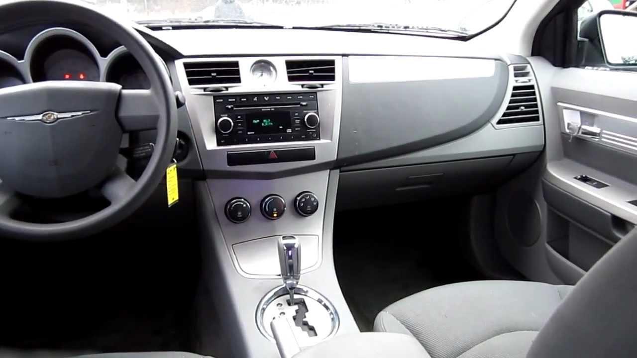 2007 Chrysler Sebring Interior