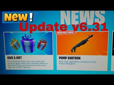 NEW GIFTING SYSTEM! Update V6.31.