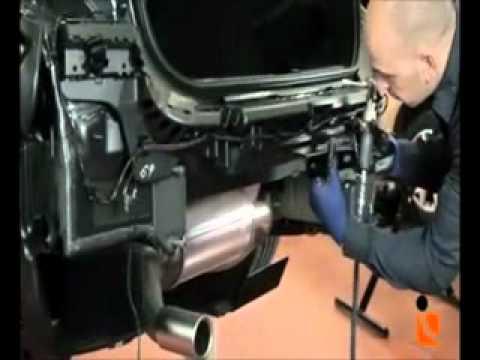 AHK Kupplung Montage - YouTube