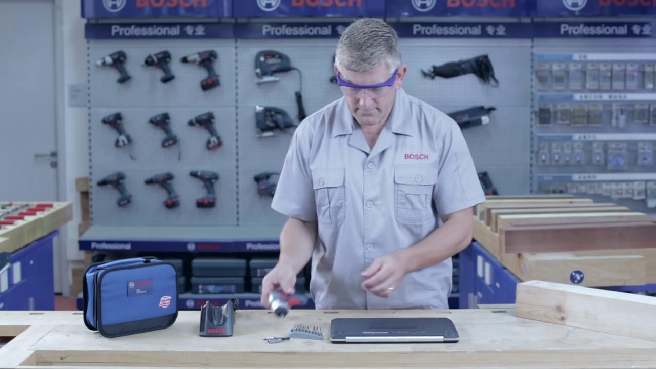 Bosch Cordless Screwdriver Ixo 3 Boschhardwarecom Youtube Bor Obeng Baterai