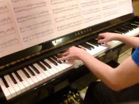 Owl City - Fireflies piano + sheet