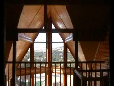 Pinorte. Casas de madera en España. Chalets de madera Pinorte S.L.