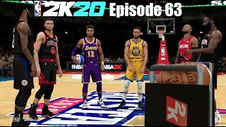NBA 2K20 My Career Episode 63 | 3 Point Contest NBA All-Star Weekend!