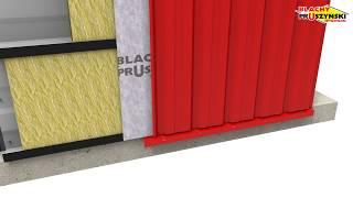 Последовательность монтажа - Сборные сэндвич панели с применением стеновой кассеты ВСК (Pruszynski)