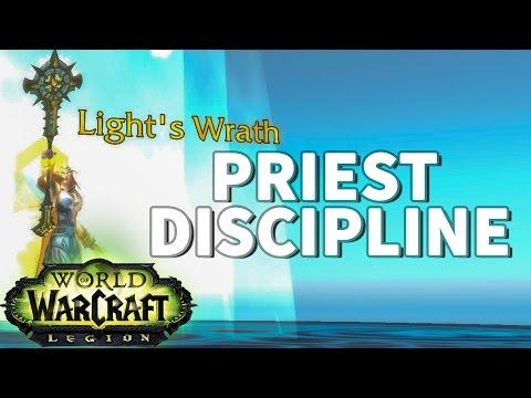 The Nexus Vault WoW Discipline Priest Artifact Scenario
