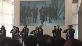 札幌トヨペットオープン記念イベントで、スペシャルゲスト AKB48 チーム8 坂口渚沙さんのステージです。(AM11:00~) M03.恋する4WDプリウス.