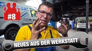 Die Autodoktoren - Neues aus der Werkstatt #8 - Renault Megane / Opel Combo / VW T5