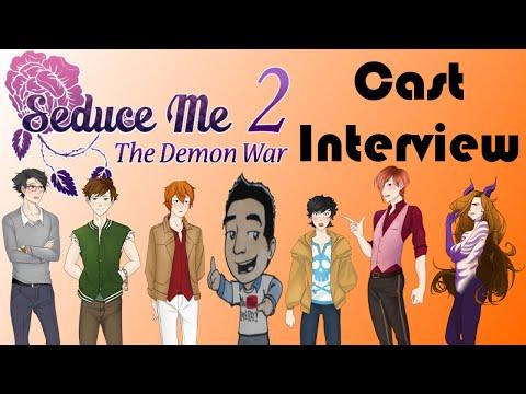 Seduce Me 2: The Demon War - Cast Interview