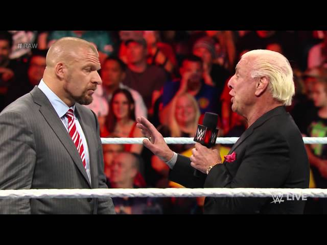 ric flair on getting struck by lightning most painful injury wwe s