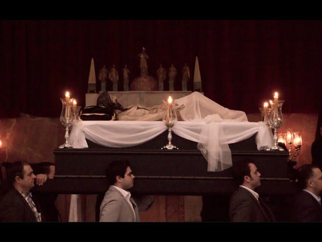 VÍDEO: Las imágenes del primer Vía Crucis celebrado este Viernes de Dolores en San Pedro Mártir
