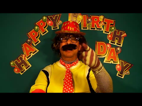 Repeat Funny Happy Birthday SUSAN song #1 check out #2 by