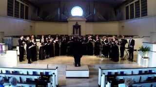 """The Little Match Girl Passion"" - David Lang - Te Deum Chamber Choir"