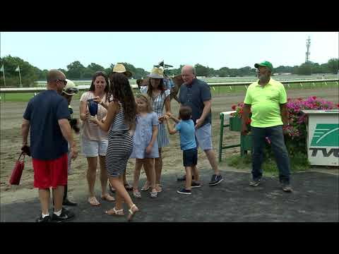 video thumbnail for MONMOUTH PARK 7-06-19 RACE 1
