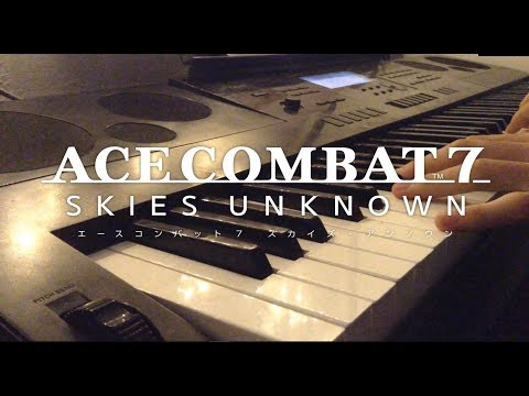 Ace Combat 7 Motif (Fanmade) - Arrival of Erusea - Epic Piano Orchestral Music