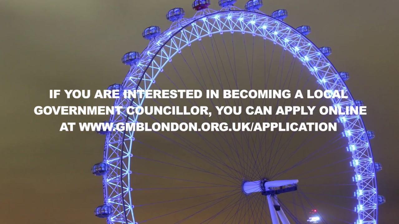GMB London Region Councillors