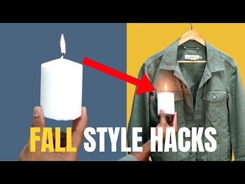 8 Fall Fashion Rules Every Man Should Follow