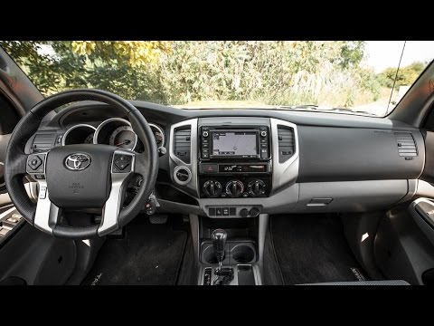 toyota 2015 toyota tacoma trd pro interior youtube. Black Bedroom Furniture Sets. Home Design Ideas