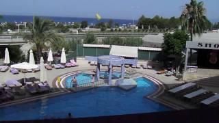 Dinler Hotels Alanya 5* отдых 2013 год.