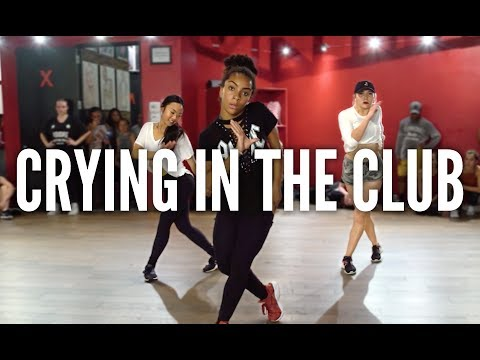 CAMILA CABELLO - Crying In The Club  Kyle Hanagami Choreography