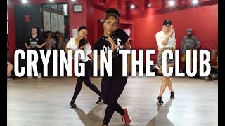CAMILA CABELLO - Crying In The Club | Kyle Hanagami Choreogr...