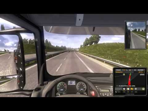 Lets Play Euro Truck Simulator 2 - Part 3 - GERMAN Commentary :: JayZockt.de ::