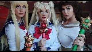 ♥ Sailor Moon aprende a cocinar fandub latino (Traducción al español) x33 ♥