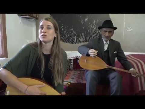 Alman Petra'dan Aşık Veysel türküleri