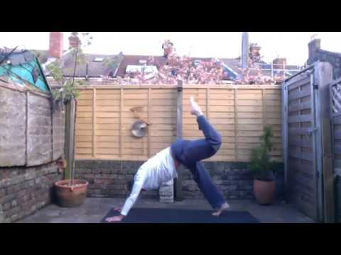 simply yoga  sun salutations and variations  youtube