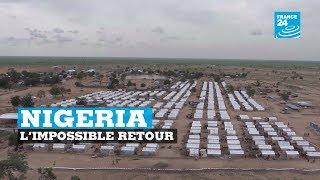 L'impossible retour des Nigérians dans leur pays