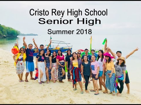 Summer 2018 Video Cristo Rey High School