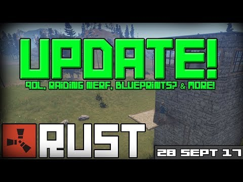 Rust update 28 09 2017 qol raiding nerf blueprints more rust update 28 09 2017 qol raiding nerf blueprints more malvernweather Choice Image