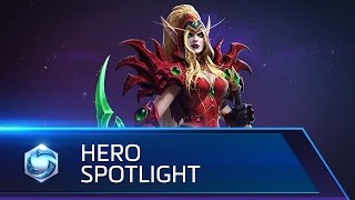 Valeera Spotlight – Heroes of the Storm