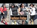 Fashion Friday Ep4 🛍| Plus Size Haul|Plus Size Lookbook|Forever 21|Rue 21|Charlotte Russe|Rainbow