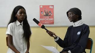 ISJA - DKR - Gouvernement scolaire 2019-2020 - Interview Bineta Kébé