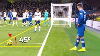 Legendary Tight Angle Free Kicks That Worth to Watch Again