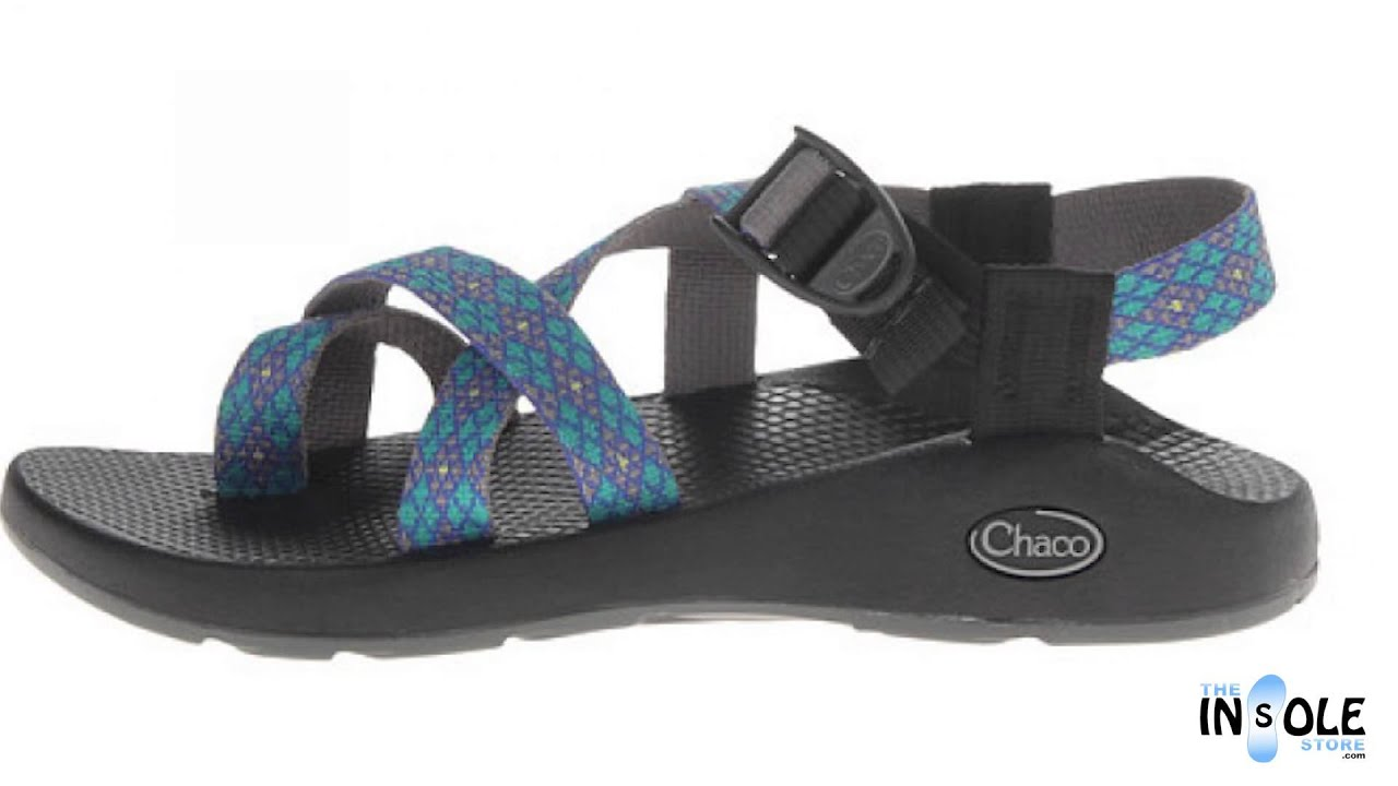 cb9b834dead5 Chaco Crystal Z2 Yampa Sandals for Women  TheInsoleStore.com - YouTube