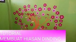 Download Mp3 Tutorial Membuat Hiasan Dinding By Bocah Centil