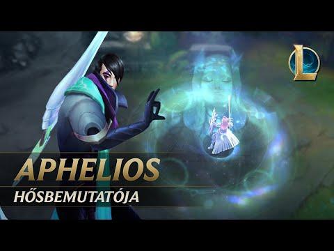 Aphelios hősbemutatója | Játékmenet – League of Legends