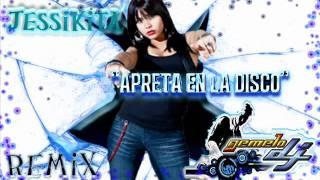 Plan B - Apreta en la Disco (Official Remix GEMELO DJ ) Ft. Jessikita & Trebol Clan.wmv