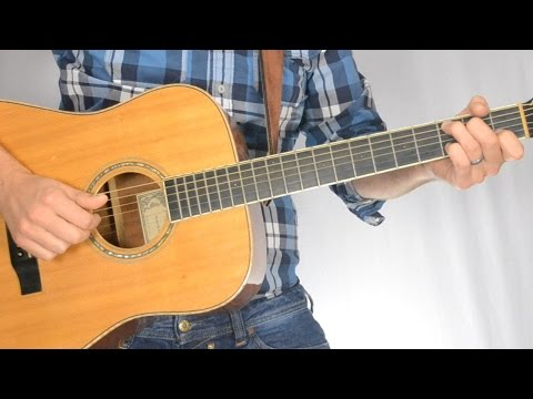 Country Fingerpicking Blues in C | Tuesday Blues #013