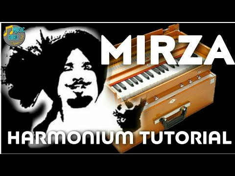 Mirza Play On Harmonium By Kuldeep Manak || Harmonium/Piano Tutorial
