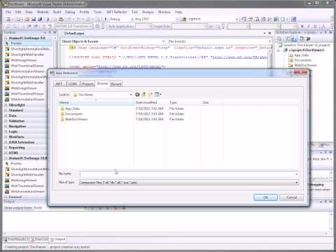 Creating a Web Document Viewer with Atalasoft DotImage SDK