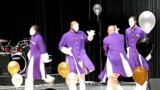 The Mime Boyz- New Year's 2010 {He's Done Enough}