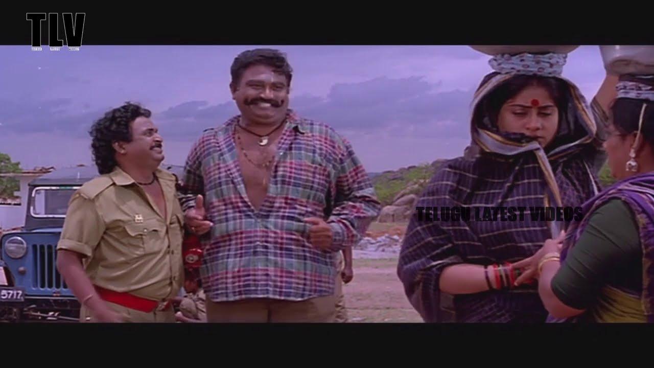 Download Osey Ramulamma Telugu Super Hit Telugu Movie | Vijaya Shanti, Dasari narayana Rao | Tlv